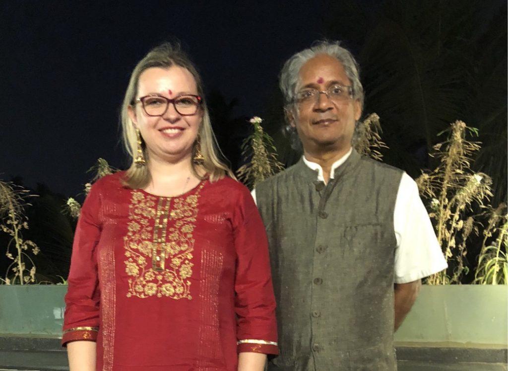Rajan Sankaran i Ana Šafran